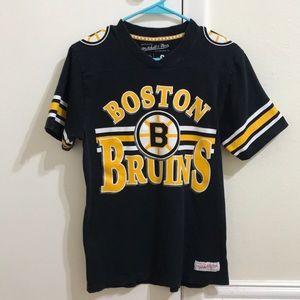 Mitchell & Ness Boston Bruins t-shirt Jersey
